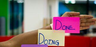 Metoda Kanban pomaga podnieść produktywność firmy.